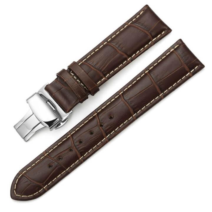 Bracelet Cuir Boucle déployante