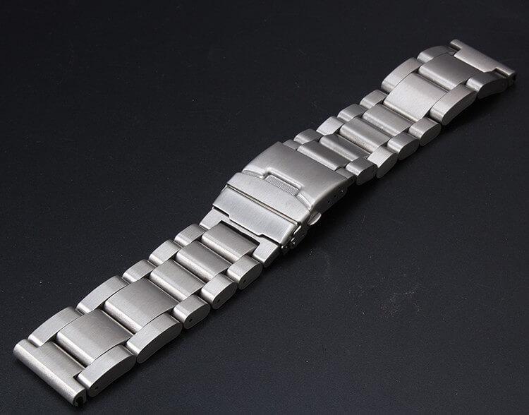 Bracelet Montre Acier Mastodonte