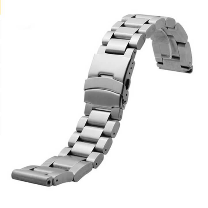 Bracelet Montre solide Acier Mastodonte