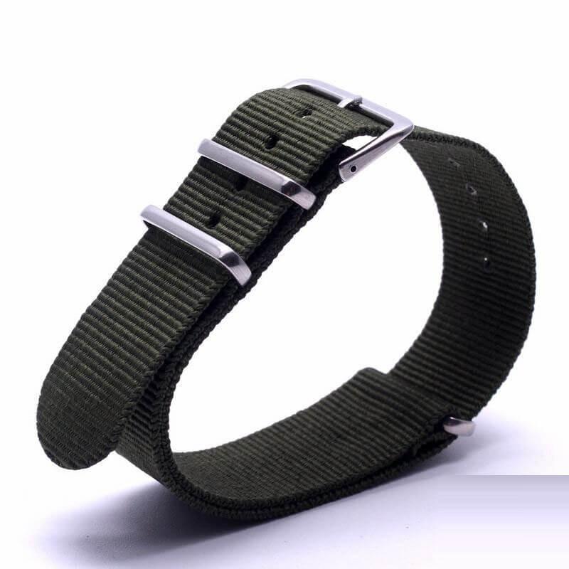 Bracelet Nato Kaki Montres