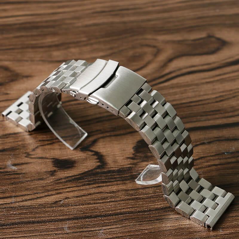 Bracelet acier 316l solide wawo