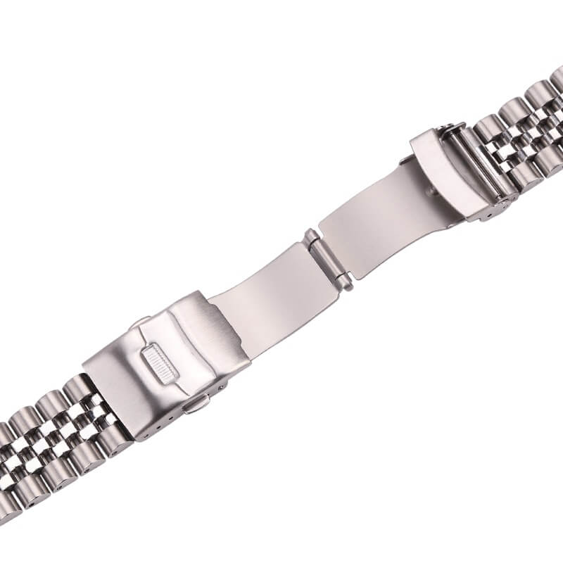 Bracelet montre acier jubilee